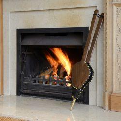 Fire bellows in situ